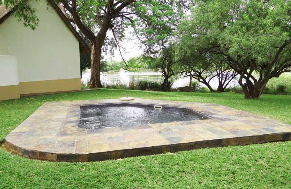 Jimmys Place - Splash Pool